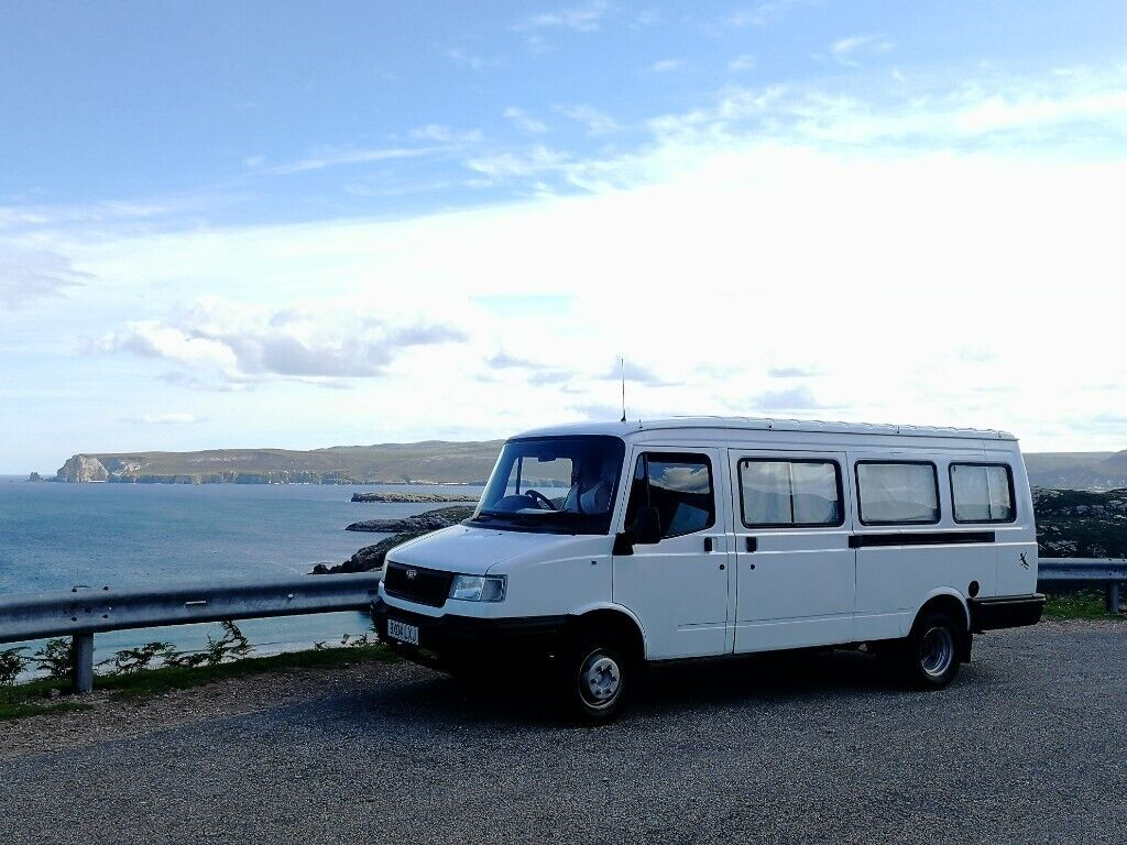 LDV Convoy Minibus/Campervan/Motorhome conversion **REDUCED FOR QUICK  SALE** | in Kirkcaldy, Fife | Gumtree