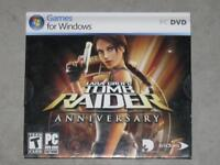 Lara Croft Tomb Raider PC game - new