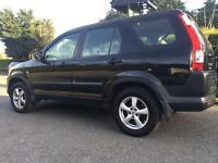 December 2005 Honda CR-V 2.2 cdti turbo diesel full years mot excellent inside & out