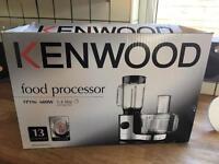 Kenwood Food Processor Brand New & Unused