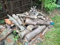 FREE - Seasoned beech fire wood - gone pending collection.