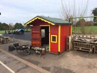 6x6 garden shed/ play house