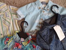 BOYS SHIRT BUNDLE Qty X 5