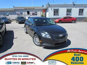 2012 Chevrolet Cruze ECO | MANUAL | CLEAN | MUST SEE