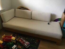 Sofa/single beds