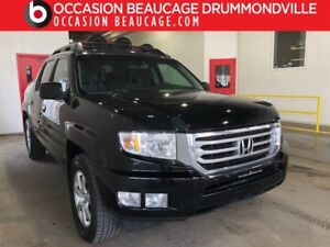 2013 Honda Ridgeline VP 4X4- DOUBLE CAB- CAMÉRA- HITCH!!