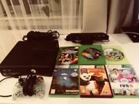 XBox 360 , Kinect + Games