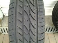 2 x car tyres for sale