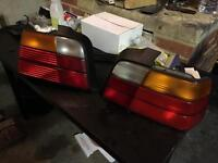Bmw E36 Saloon Rear Lights
