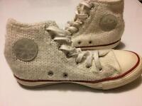 Converse knitted style boots very rare