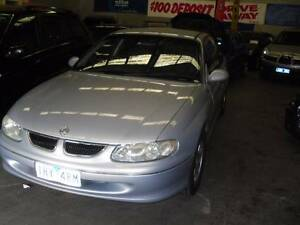 1998 Holden Berlina Sedan ONLY $86 per week over 12 months Somerton Hume Area Preview