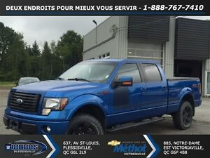 2012 Ford F-150 FX4 PLUS+ CUIR+ LIFT KIT