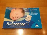Babysense II Breathing Monitor