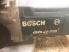 Bosch GWS20-230 Angle Grinder