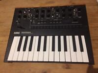 Korg Monologue Analogue Synthesiser