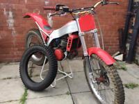 Trials bike 260