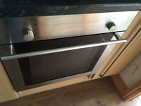 Built in Zannisu Oven - Bedwoth good condition £40