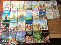 28 x Selection of Ladybird Hardback Independent Reading Books Levels 1- 4
