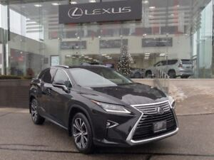 2017 Lexus RX 350 Luxury Package NAVIGATION BACKUP CAM SUNROOF