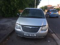 Chrysler Grand Voyager 3.3 Petrol LPG - Auto