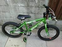 """Raleigh Striker 18"""" Bike Football Bike"""