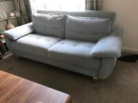 3 Seater Sofa and 2 Seater Sofa Metal Action Sofa Bed with Memory foam Matress