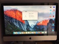"iMac i3 mid 2010 27"""
