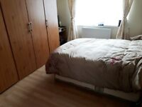 Large Double Bedroom to Rent in two befroom flat Tooting