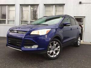2013 Ford Escape SEL 4WD, 0 down $149/bi-weekly OAC