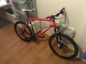 Specialized Rockhopper SL 75 - 20 inch frame mountain bike