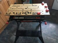 black and decker workmate plus