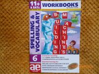 Spelling and Vocabulary Book 6 : 11+ and SATS