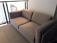 Three Seater Sofa Bed from Habitat - L 192cm x H 82cm x D 93cm