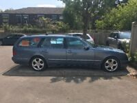 Mercedes-Benz E Class 2003 Estate - MOT until June 2019 - One Owner - Great condition - 7 seater