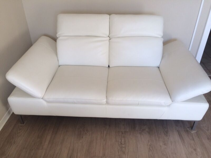 leder couch sofa in rostock toitenwinkel ebay. Black Bedroom Furniture Sets. Home Design Ideas
