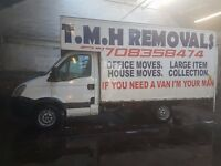 T.M.H Removals Swindon Based House Removals Company And Man and Van Hire