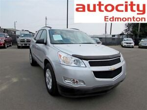 2011 Chevrolet Traverse LT AWD 8 Passenger Financing Available!