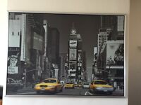 Large print of Times Square, New York City.