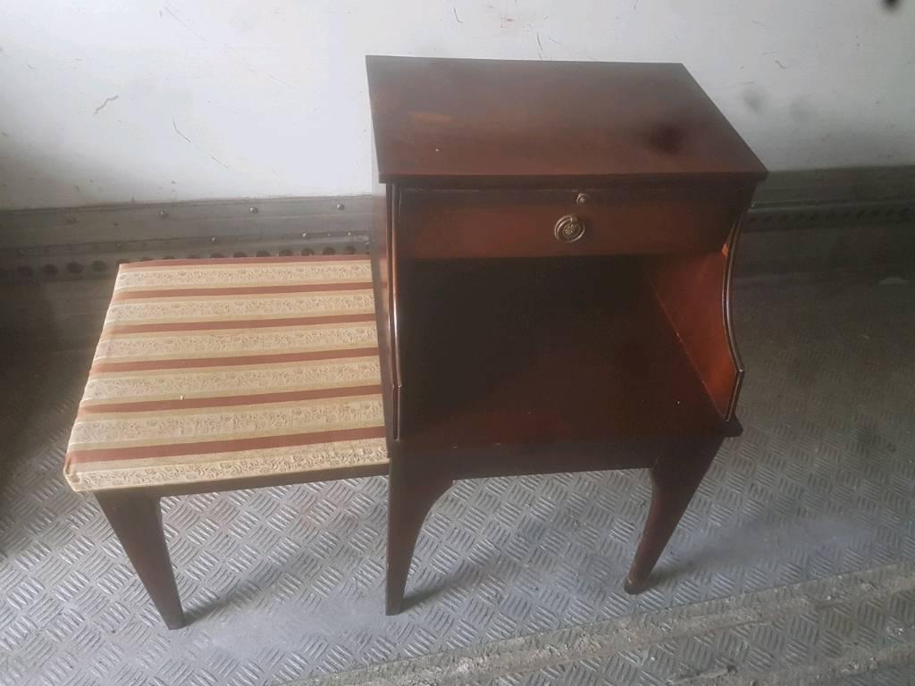 Telephone Unit - Retro Vintage Quality Combi Telephone Unit