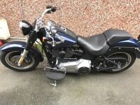 Harley Davidson Fatboy special 1690cc MOT'd Factory dark custom