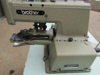 Brother industrial button sewing machine