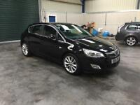 2010 Vauxhall Astra elite cdti leather 1 owner pristine guaranteed cheapest in country
