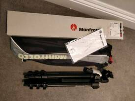 NEW 3 way Tripod For Camera - Manfrotto