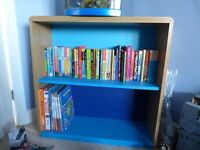 Bookcase for child's bedroom