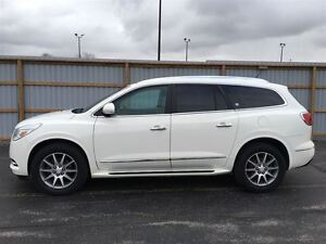 2013 Buick Enclave HEATED LEATHER/POWER LIFTGATE/BACKUP CAM