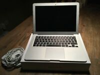 Apple MacBook Air 13 inch - superb condition and in original box