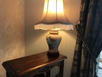 Decorative Lamp & Shade