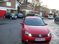 REDUCED FOR TODAY VW GOLF SE 2.0 TDI 6 SPEED 140 DPF