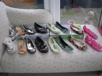 SHOES ALL SIZE 4 £1 EACH PAIR