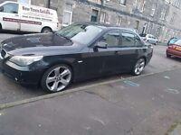 BMW 535D mot 1 years